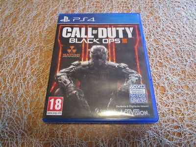 Call of Duty: Black Ops 3 / PS4 - USK +18