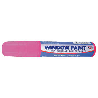 COSCO Paint Marker, Removable, Pink, 038870, Pink