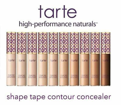 Uk - Tarte Shape Tape Contour Concealer 10Ml Shade Full Coverage Long Lasting