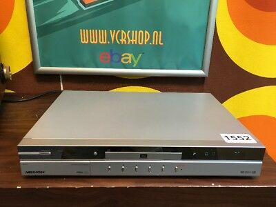 Medion md42183  DVD Recorder - 80GB HDD Recorder