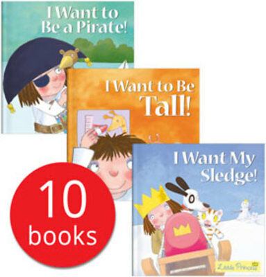 The Little Princess Collection - 10 Books