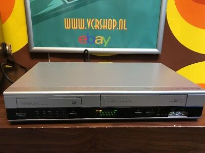 Thomson DTH6300 - DVD Player & VHS Recorder