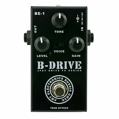 AMT Electronics Drive Series B-Drive BE-1 Guitar Effects Pedal