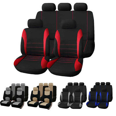 Universal Car Seat Cover Cushion Pad Protective Covers Automobiles Seat Covers