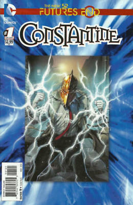 Constantine Futures End 1 Dc The New 52 American Comic