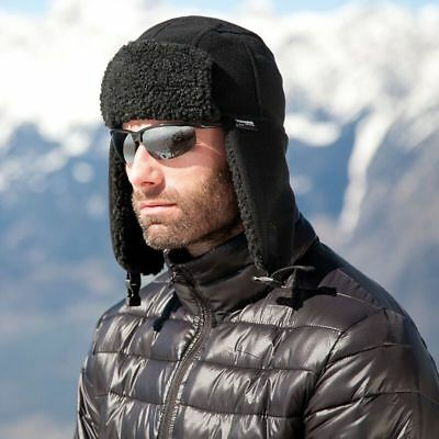 Mens Sherpa Hat Thinsulate™ Sherpa Hat Winter Essential R358X