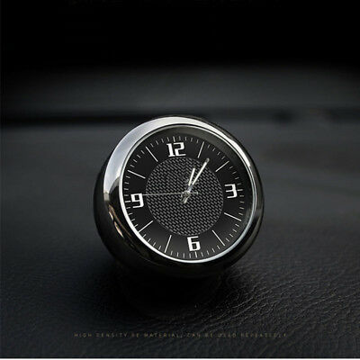 Car Dashboard Airoutlet Vent Quartz Clock fit For Mercedes Benz GLA B C E AMG