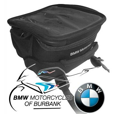 (K75) F800GS Adventure Tank Bag, Waterproof Genuine BMW Motorrad Motorcycle