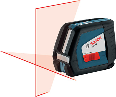 Bosch GLL 2-50 Self-Leveling Cross Line Laser Level
