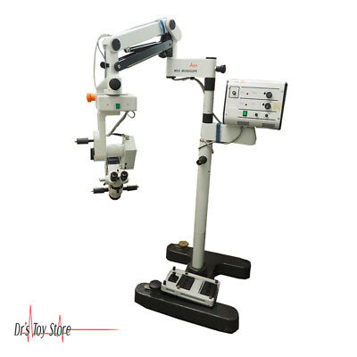 LEICA M691 WILD Surgical Microscope with Light Source MEL53
