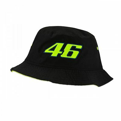 2018 Valentino Rossi Moto GP VR 46 Dr Doctor Bucket Sun Hat MENS New OFFICIAL