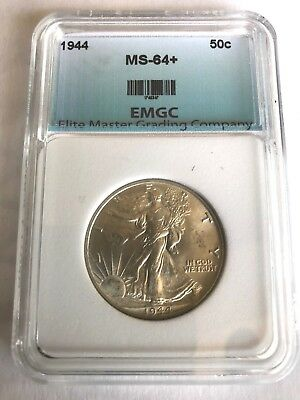1944 50C Walking Liberty
