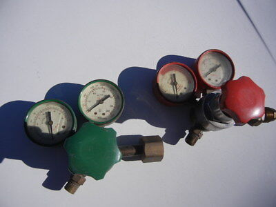 Smiths Oxygen & Acetylene  Welding Regulators