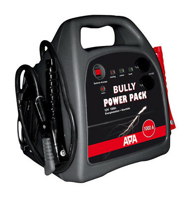 Power Pack Bully Starthilfe, mobile Energiestation, Booster