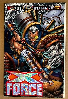 X-Force #50 Rob liefeld Variant Cover Cable Deadpool Domino Marvel 1996 NM