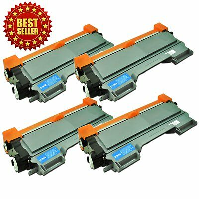4PK TN450 Toner Cartridge High Yield for Brother MFC-7860DW 7360N HL-2240 2270DW
