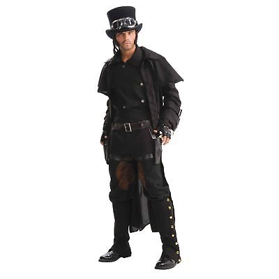 STEAMPUNK DOUBLE THIGH HOLSTERS COWBOY COSPLAY - fancy dress accessory
