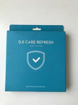 ** DJI Care Refresh (Inspire 2) - 12 Months ** NEW***