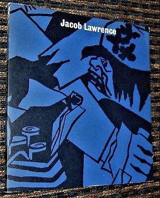 JACOB LAWRENCE NY: American Federation of Arts,1960 printed by THE THISTLE PRESS