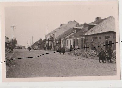 Holocaust. Photo original of Stolova Volya-Rozvadov Ghetto WWII Poland אין געטא