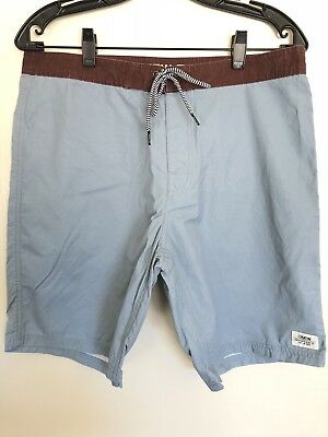 02a6d309d2 BRAND NEW BABY Blue Katin Usa Board Shorts Swim Trunks Size 32 Mens ...