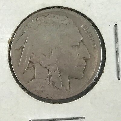 Buffalo Nickel 1923 Philadelphia