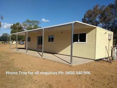 granny flat, transportable house, cabin, dongle, house, accommodation, unit