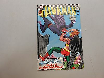 Hawkman #17! (1967, DC)! FN6.0 or better! Nice affordable silver age reader!