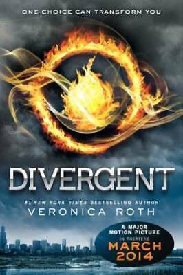 Divergent - Paperback By Veronica Roth - GOOD