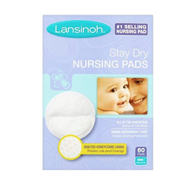 Lansinoh Stay Dry Disposable Nursing Pads