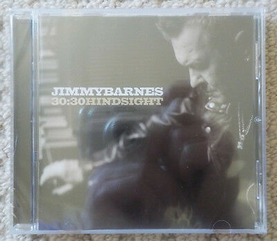Jimmy Barnes - 30:30 Hindsight - CD ALBUM [NEW & SEALED] *Cracked Case*