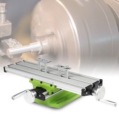 Quanfeng Mini Compound Bench Multifunctional Milling Drilling Slide Table Tool