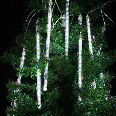 144 LED 3m/13.1ft Tube String Lights Christmas Tree Fairy Party Holiday Decor US