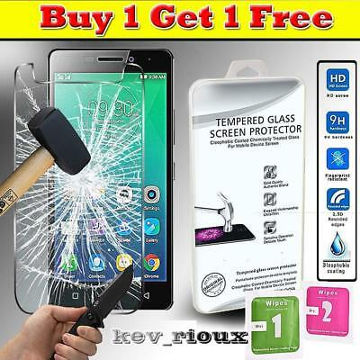 Tempered Glass Film Screen Protector Cover For Lenovo Vibe P1m
