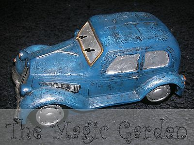 Vintage car vehicle cement plaster ornament craft latex moulds molds