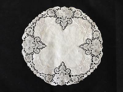 LACE AND EMBROIDERED DOYLEY 1930's