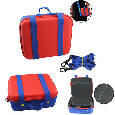 Portable Mario Carry Storage Case Bag For Nintendo Switch Console / Accessory