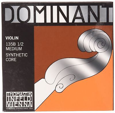 Dominant Strings 135B - Set corde per violino 1/2 4/4