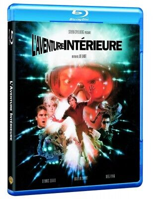 L'Aventure intérieure BLU-RAY NEUF SOUS BLISTER