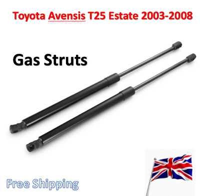 Tailgate Rear Gas Struts Boot Lifters for Avensis T25 Estate 2003-2008 6895005060 RICH CAR