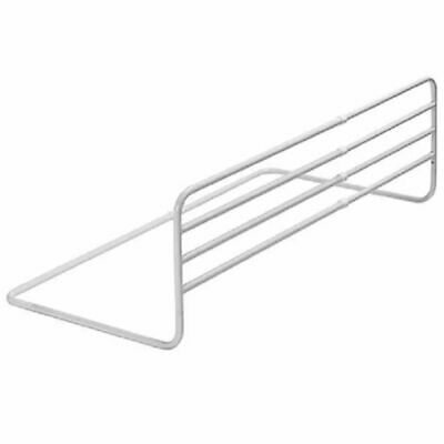 A3 Baby & Kids Adjustable Safety Bed Rail Trombone White Sleep Guard 64604