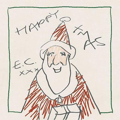 Eric Clapton - Happy Xmas [CD] Sent Sameday*