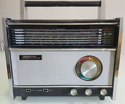Radio Soundesign Battery Electric Model 2660B Six  Band