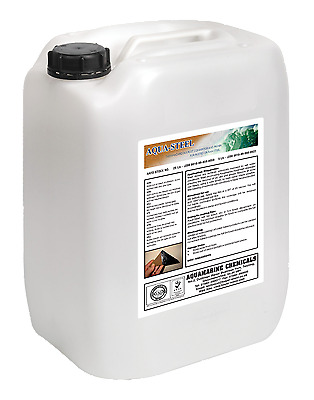 AQUASTEEL RUST CONVERTER / RUST TREATMENT and PRIMER FOR BRUSH OR SPRAY 2.5 Ltr