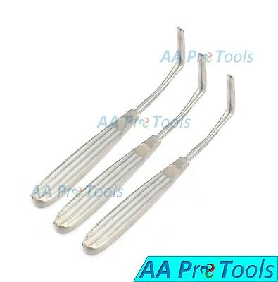 "3 pcs Aufricht Retractor-Speculum Surgical Instruments 6.50"" Staniless Steel New"