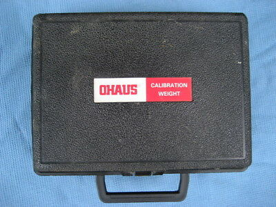 Ohaus Two  Kilogram Calibration Weight