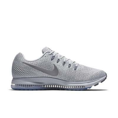 9317b6d6fe24 Mens NIKE ZOOM ALL OUT LOW Pure Platinum Running Trainers 878670 010