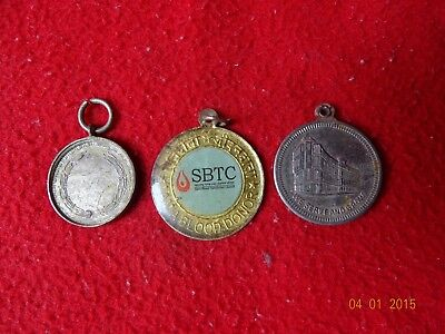 Vintage Very Rare Unique Anniversary Mix Lot Of 3 Piece Medal Indian Different