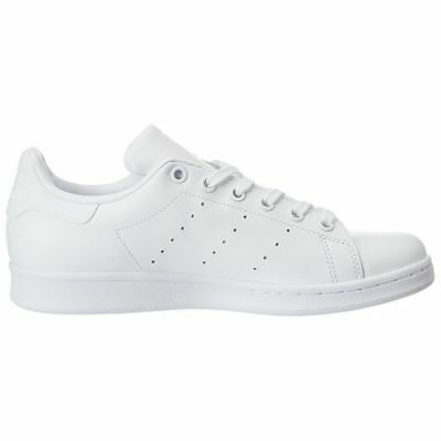 Adidas Stan Smith J Bianco White S76330 Scarpe Shoes Sneakers  Donna