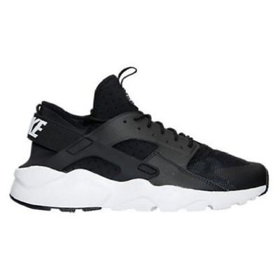 Nike Air Huarache Run Ultra Black White Nere Bianche Uomo Donna